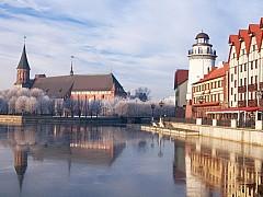 Экскурсионные туры в Калининград